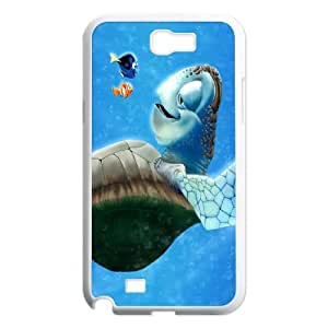 Beautiful Novel Innovative Gifts Finding-Nemo Samsung Galaxy N2 7100 Cell Phone Case White Trendy OTWZJ8112943
