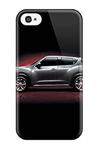 Anti-scratch And Shatterproof Nissan Juke 7875674 Phone Case For Iphone 4/4s/ High Quality Tpu Case
