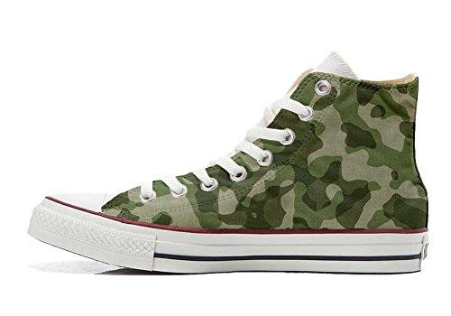 Mimetiche Prodotto Sneaker personalizzate All unisex CONVERSE Star Artigianale nXwxfFqB0z
