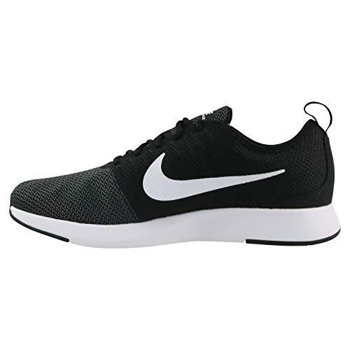 Nero Dualtone Nike Uomo Scarpe Gr gs White black Running Racer Dark 013 dYqwqAxrf
