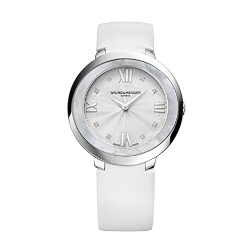 Baume and Mercier Promesse Women's Quartz Watch MOA10177