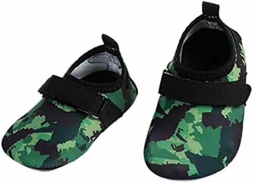 b849f8887 Ocean Pacific OP Boys Camo Water Shoe. seller  JavaONE. (1). L-RUN Baby Water  Shoes Barefoot Skin Aqua Sock Swim Shoes for Beach Swim Pool