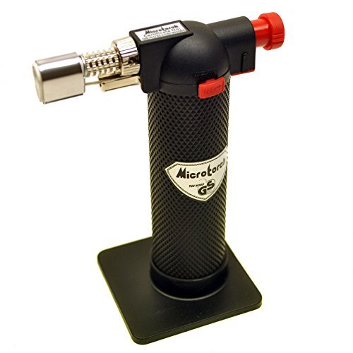 Mini Blow Torch / Butane Powered Heat Solder Soldering Flux TE007 by A B Tools