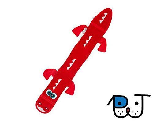 Brinquedos - Brinquedo Ultrarresistente para Cães Invincibles® Fire Biterz Dragão Vermelho 3sqk