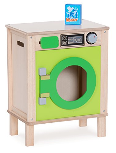 Wonderworld Pretend Play Washing Machine Toy Playset (80s Dress Up Ideas For Men)