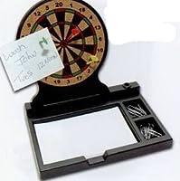 Dart Board Office Memo Tray W/ 3 Darts by MTD