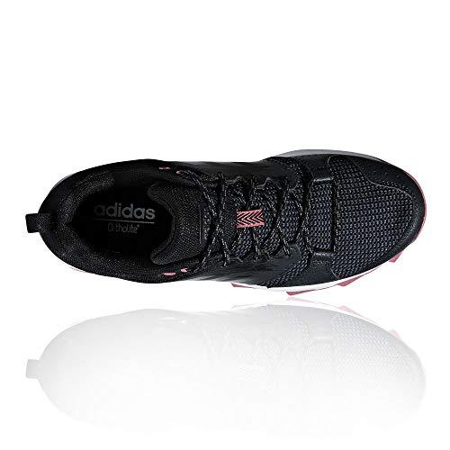 Pour F17 Five Chaussures Trace Galaxy De Maroon Femmes Course W Gris Trail Adidas noir Noires AqY4nA