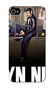 Hot Tpu Cover Case For Iphone/ 5/5s Case Cover Skin - Brooklyn Ninenine