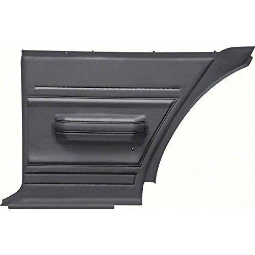 Nova Rear Armrest (Eckler's Premier Quality Products 85298142 Nova Quarter Panel Inner Rear With Arm Rest)