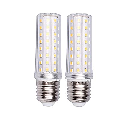 E26 Bright Corn LED Light Bulbs, 10W E26 Corn Bulbs 100W Equivalent, LED Corn Light 1000lm Warm White 3000K, 360° LED Light Bulbs for Kitchens, Dining Rooms or Indoor Lamp