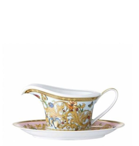 Versace by Rosenthal Butterfly Garden Sauce Boat