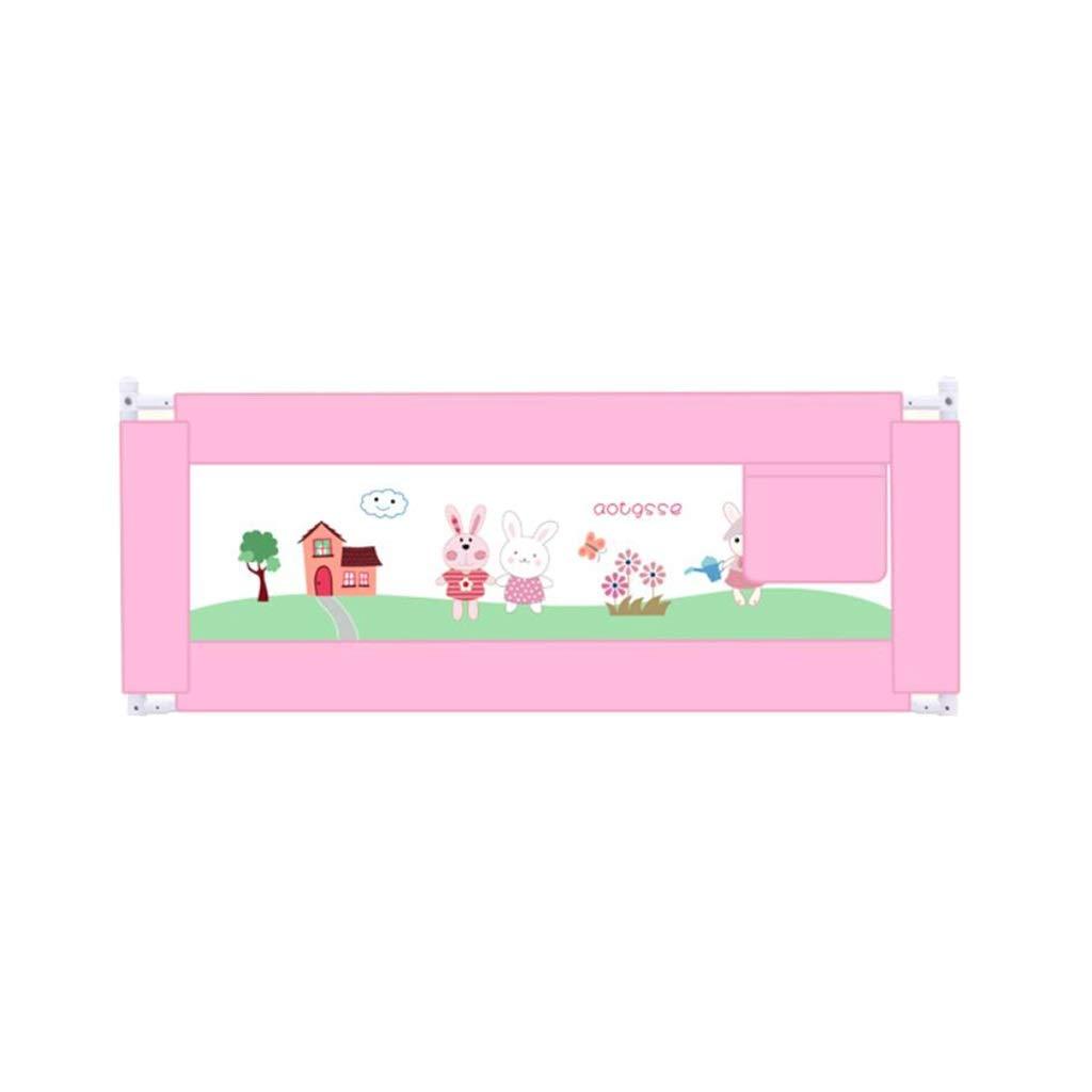 Baby Box Letto recinzione inferriata ringhiere del letto bambino infante bambino bambino infrangibile letto ferroviario deflettore sollevamento verdeicale Forte e durevole   Realizzato con materiali no
