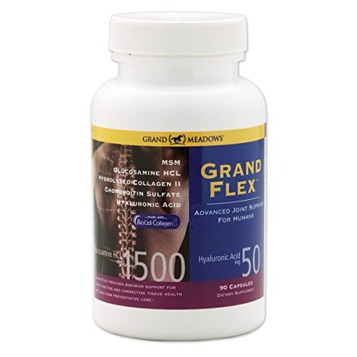 Grand Flex for Humans - 90 caplets - 30 servings by Grand Meadows