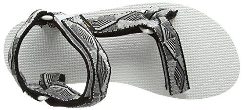 Pwdv amp; Mehrfarbig Original Sandalen Teva Sport Universal W Outdoor Damen q7wxnOwz