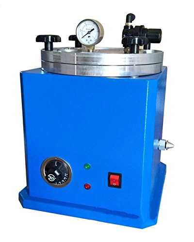 NEWTRY Square Wax Injector Wax Injection Machine Jeweler Tool Jewelry Tool 10L ()