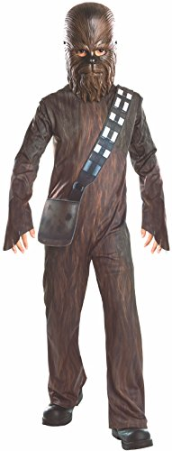 Rubie's Costume Star Wars VII: The Force Awakens Chewbacca Child's Costume, One Color, (Chewbacca Costumes Kids)