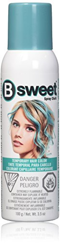 Jerome Russell B Sweet Hair Chalk Spray Temporary
