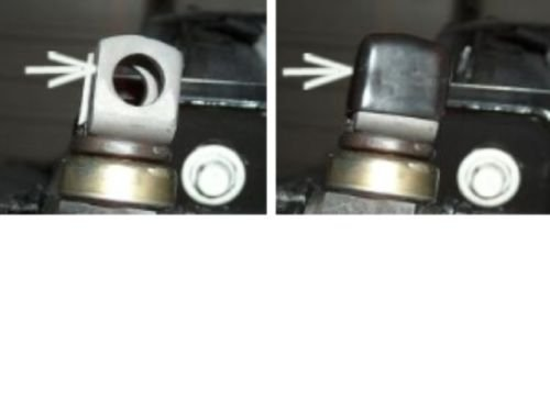 Tire Jack Cover Improves Appearance Safety