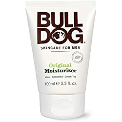 Bulldog Skincare and Grooming For Men Original Face Moisturizer, 3.3 Ounce