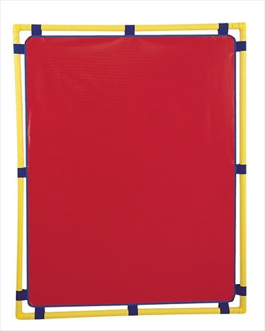 Children's Factory Big Screen Playpanel - Red