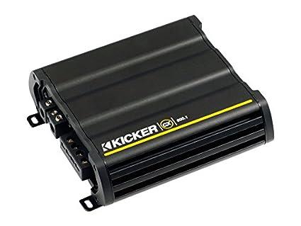 Kicker CX600.1 Amplifier