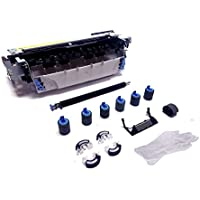 AltruPrint C8057A-MK13-AP (C8057-69001 C8057-67901) Deluxe Maintenance Kit for HP LaserJet 4100 (110V) includes RG5-5063 Fuser & Tray 1-4 Deluxe Roller Kit with Pickup Rollers for Tray 2