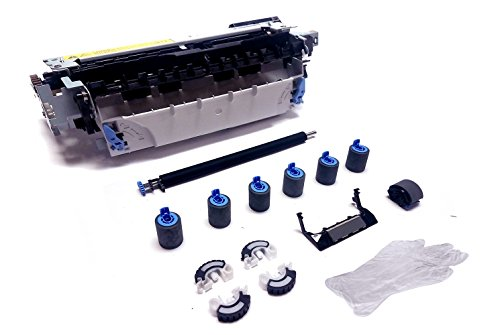 Hp Laserjet 4100 Maintenance Kit - Altru Print C8057A-MK13-AP (C8057-69001 C8057-67901) Deluxe Maintenance Kit for HP Laserjet 4100 (110V) Includes RG5-5063 Fuser & Tray 1-4 Deluxe Roller Kit with Pickup Rollers for Tray 2