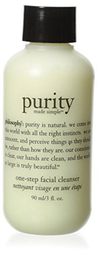 Philosophy Purity Made Simple One Step Facial Cleanser, 3 Oz