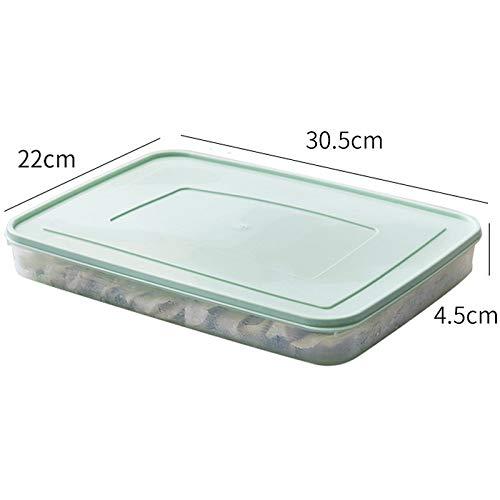 Salamii - Caja de Almacenamiento para microondas con Tapa para ...