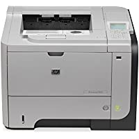Hewlett-Packard CE528A Laser Printer,1200dpi,128MB,17-3/5 in.x16-1/5 in.x12-2/5 in.,Gray