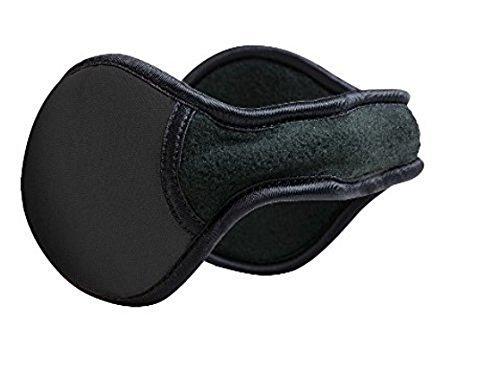 Degrees by 180s Men's Duck Ear Warmers Black