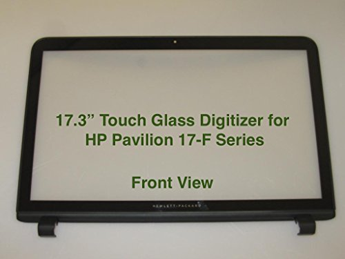 Hp Pavilion 17-f125ds Touch Glass Digitizer Replacement 17.3