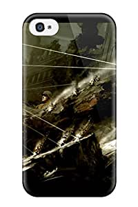 Cassandra Craine's Shop Cheap 9469334K17936916 Rugged Skin Case Cover For Iphone 4/4s- Eco-friendly Packaging(the Avengers 73)