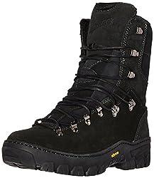 Danner Men's Tactical Wildland Firefighting Boot, Black