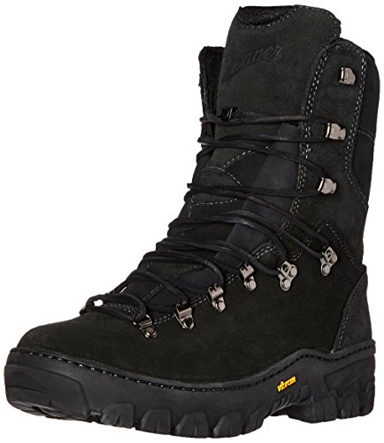 (Danner Men's Wildland Tactical Firefighter-M, Black, 10 D US )