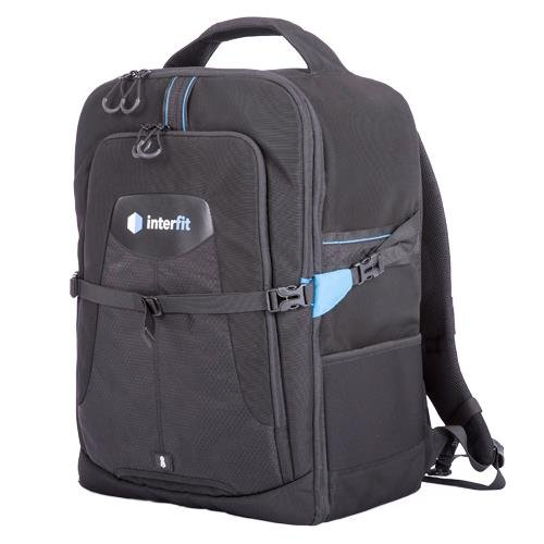 Interfit Photographic Twin-Head Lighting Backpack