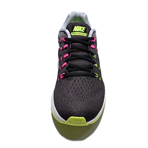 Para hombre Nike Air Zoom estructura 19negro 806580006UK 7EUR 41US 8