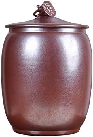 LIZANAN 弁当箱 ライスチューブキムチ鍋セラミックランチボックス穀物ボックス食品容器家庭のキッチンシール小麦粉缶水タンク防湿昆虫ストレージランチボックス穀物バレルは母のベストギフトを送ります お弁当箱