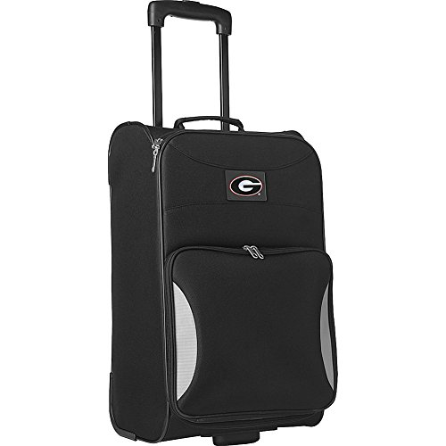 ncaa-georgia-bulldogs-steadfast-upright-carry-on-luggage-21-inch-black