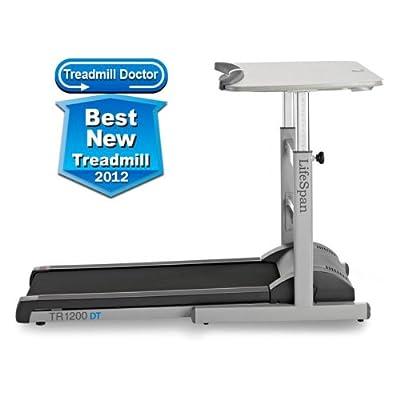 LifeSpan TR1200-DT5 Desktop Treadmill by Park City Entertainment Inc