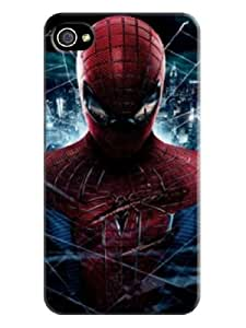 iphone 4/4s Awesome Plastic Protective Skin Case Cover Shell - fashionable TPU New Style
