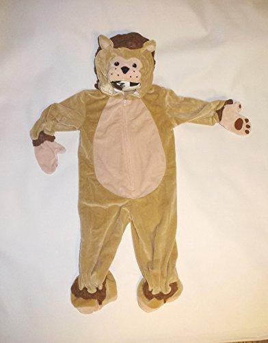 Miniw (Lion Mane Costume For Kids)