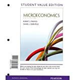 Microeconomics, Student Value Edition, Pindyck, Robert and Rubinfeld, Daniel, 0132870436