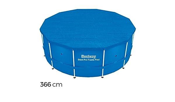 mws2760 - 58037 - Manta para piscina sobre suelo Bestway hoja de ...
