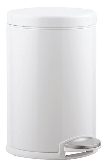 Amazon.com: Simplehuman - Cubo de basura con pedal (4,5 L ...