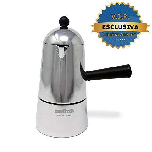 Acquisto CARMENCITA CLASSIC LAVAZZA Caffettiera Alluminio 3 Tazze [ESCLUSIVA ONLINE] Prezzi offerta