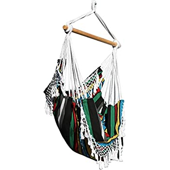 Amazon Com Vivere Brazilian Hammock Chair Rio Night