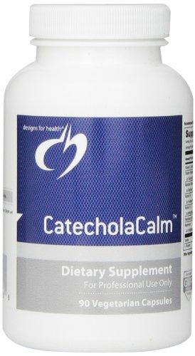 Designs pour la santé - CatecholaCalm 90 ct [Santé et beauté]