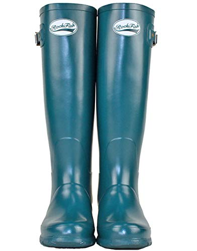 high Rockfish Rubber Ladies Wellington Natural Winning Size 3 Calendered Dragon Insole Knee Fly Cushioned Boots Award RIfgIqa