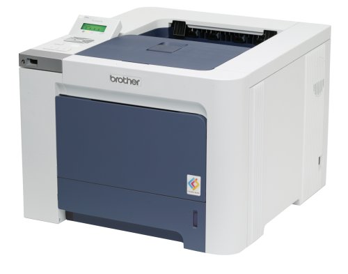 Color Laser Brother Hl4040cn - Brother HL-4040cn Color Laser Printer with Built-in Network Interface